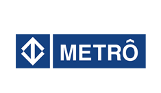 Logo Metrô