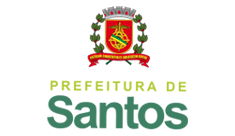 Logo Prefeitura de Santos
