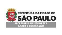 Logo da Prefeitura de São Paulo com o Brasão da Cidade