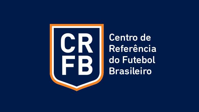 Logo do Centro de Referência do Futebol Brasileiro