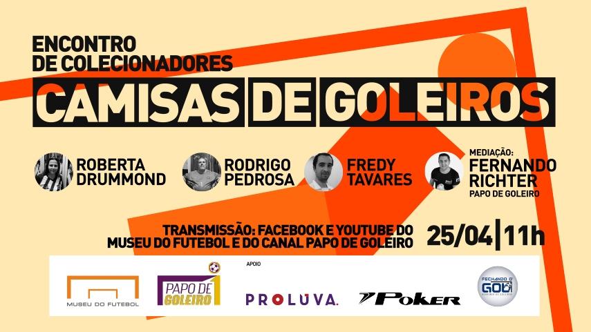 Com Roberta Drummond, Rodrigo Pedrosa, Freddy Tavares e mediação de Fernando Richter