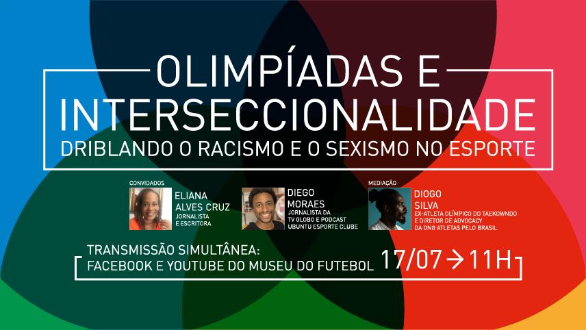 Olimpíada e Interseccionalidade: driblando o racismo e o sexismo no esporte